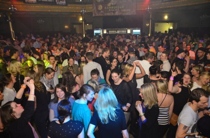 No Limit die 90er Party @ Schmidt´s Tivoli | Piste Hamburg