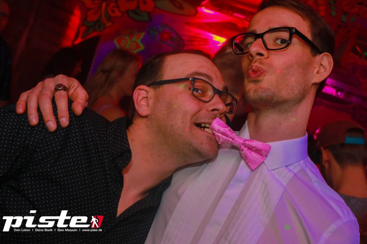 10 Jahre Pink Party