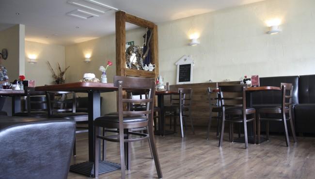 Das Cafe Selbstgebackener Kuchen Piste Schwerin