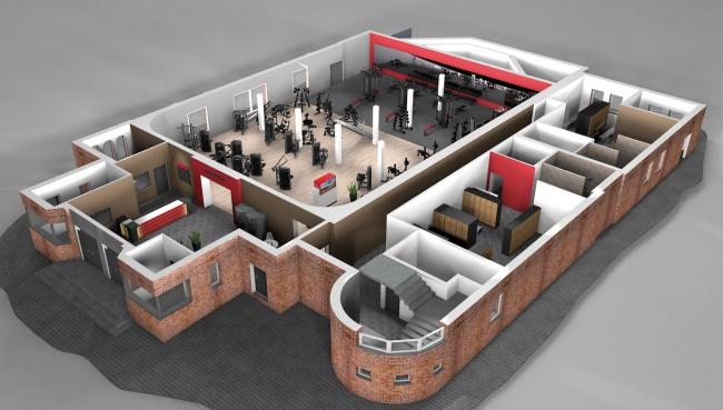 clever fit in der ktv piste rostock. Black Bedroom Furniture Sets. Home Design Ideas