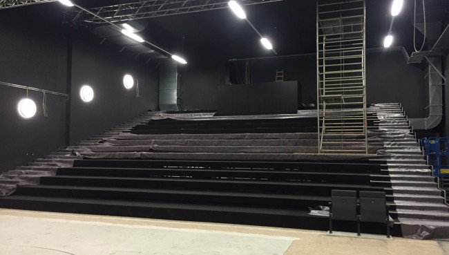 first stage theater neues theater piste hamburg. Black Bedroom Furniture Sets. Home Design Ideas
