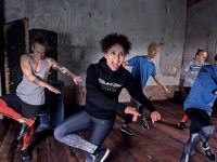 BREAKLETICS FITNESS VERSCHMILZT MIT BREAKDANCE