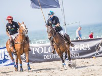 Beach Polo in Warnemünde
