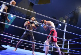 Fight Night Neubrandenburg