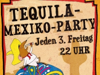 Tequila Mexico Party